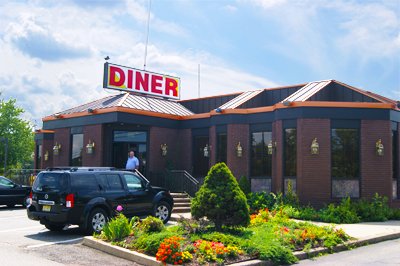 Townsquare Diner Wharton Nj Easy Access From I 80 And Conveniently Located Near Rockaway Townsquare Mall